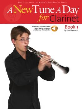A New Tune a Day - Clarinet, Book 1 (HL-14022749)