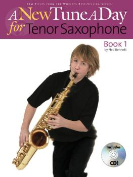 A New Tune a Day - Tenor Saxophone, Book 1 (HL-14022765)