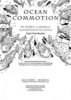 Debbie Campbell: Ocean Commotion (PupilÆs Book) (HL-14023912)