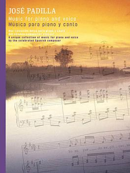 Jose Padilla: Music For Piano And Voice (HL-14024810)