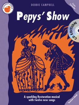 Debbie Campbell: PepysÆ Show - TeacherÆs Book (Book and CD) (HL-14025346)