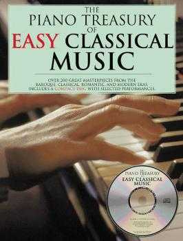 The Piano Treasury of Easy Classical Music (HL-14025521)