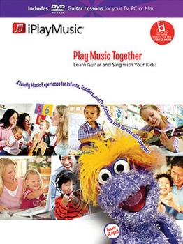 iPlayMusic Play Music Together: Learn Guitar and Sing with Your Kids! (HL-14025681)