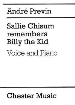 Sallie Chisum Remembers Billy the Kid (for Voice and Piano) (HL-14026217)