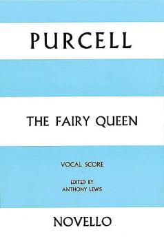 The Fairy Queen (Vocal Score) (HL-14026368)