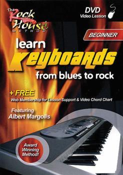Albert Margolis - Learn Keyboards from Blues to Rock (Beginner Level) (HL-14027245)