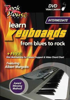Albert Margolis - Learn Keyboards from Blues to Rock (Intermediate Lev (HL-14027246)