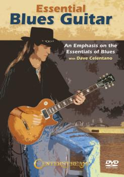 Essential Blues Guitar: An Emphasis on the Essentials of Blues (HL-00001505)