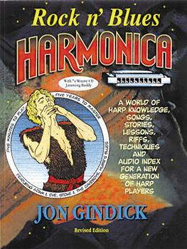 Rock n' Blues Harmonica (HL-14027563)