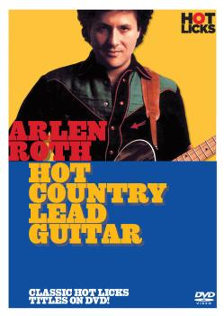 Arlen Roth - Hot Country Lead Guitar (HL-14027872)