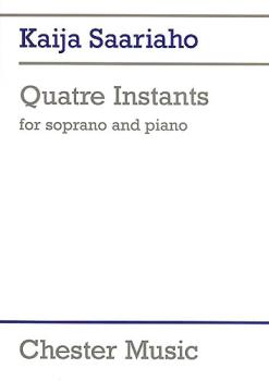 4 Instants (for Soprano and Piano) (HL-14028548)