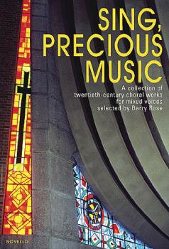 Sing, Precious Music: A Collection of 20th Century Choral Works for Mi (HL-14030308)