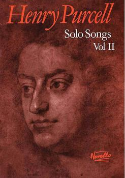 Henry Purcell: Solo Songs Volume II (HL-14030643)