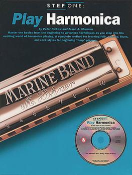 Step One: Play Harmonica (HL-14031461)