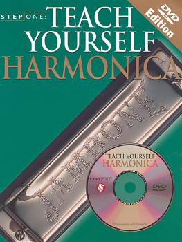 Step One: Teach Yourself Harmonica (HL-14031511)