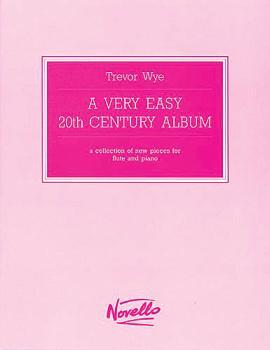 A Very Easy 20th Century Album (Flute/Piccolo) (HL-14034903)