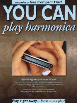 You Can Play Harmonica (HL-14036514)
