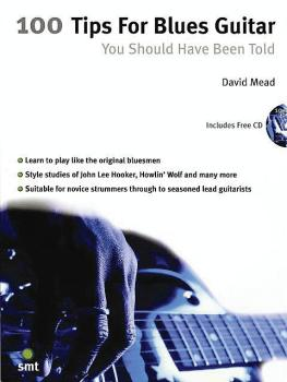 100 Tips for Blues Guitar You Should Have Been Told (HL-14036721)