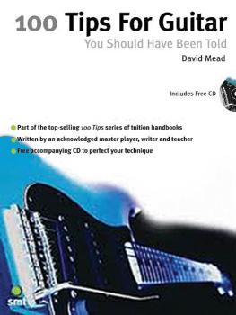 100 Tips for Guitar You Should Have Been Told (HL-14036723)