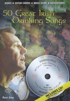 50 Great Irish Drinking Songs (HL-14037220)