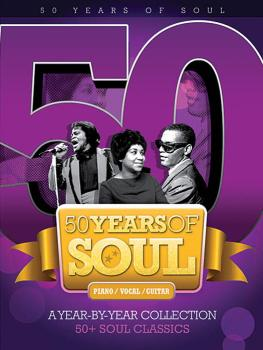50 Years of Soul: A Year-by-Year Collection (HL-14037674)