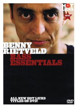Bass Essentials with Benny Rietveld (HL-14037685)