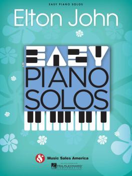 Elton John - Easy Piano Solos (HL-14041289)