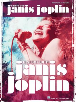 A Night with Janis Joplin (Vocal Selections) (HL-00124376)