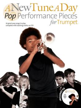 A New Tune a Day - Pop Performance Pieces for Trumpet (HL-14041710)