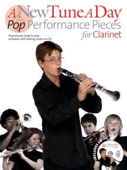 A New Tune a Day - Pop Performances for Clarinet (HL-14041714)