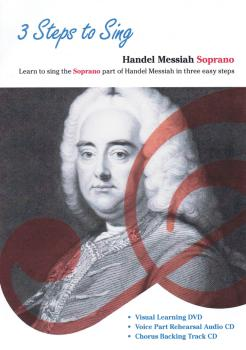 3 Steps to Sing Handel Messiah: Learn to Sing the Soprano Part of the  (HL-14043210)