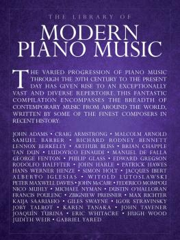 The Library of Modern Piano Music (HL-14043593)