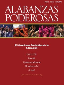 Alabanzas Poderosas: 25 Favorite Praise Songs (HL-35000383)