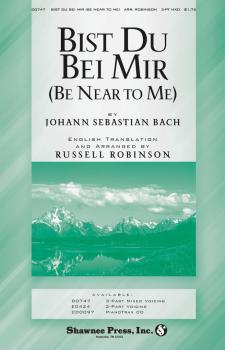 Bist Du Bei Mir (Be Near to Me) (HL-35002073)