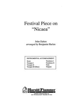 Festival Piece on Nicaea (HL-35006612)