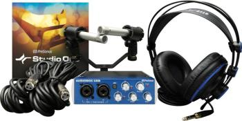 AudioBox(TM) Stereo Recording Bundle (PR-00125063)