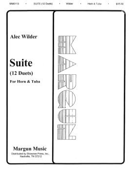 12 Duets for Horn and Tuba (HL-35021995)