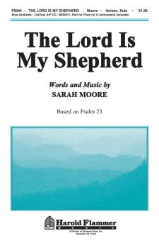Lord Is My Shepherd, The (HL-35022807)