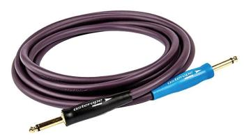 Asterope Pro Studio Series Instrument Cable (10' Straight to Gold) (AS-00125780)
