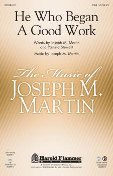 He Who Began A Good Work (from Legacy of Faith) (HL-35028619)