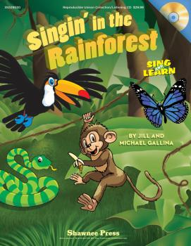 Singin' in the Rainforest (Sing and Learn) (HL-35029030)