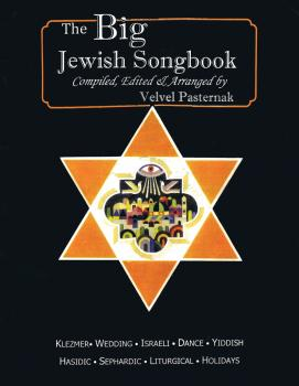 The Big Jewish Songbook (HL-00127187)