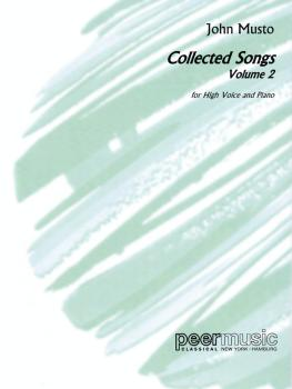 Collected Songs for High Voice - Volume 2 (High Voice) (HL-00128209)