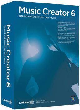 Music Creator 6 (CA-00128763)