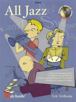 All Jazz: 11 Pieces in Swingin' Styles (HL-44000762)