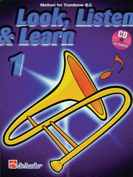 Look, Listen & Learn - Method Book Part 1 (Trombone B.C.) (HL-44001259)
