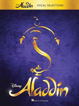 Aladdin - Broadway Musical (Vocal Selections) (HL-00130669)