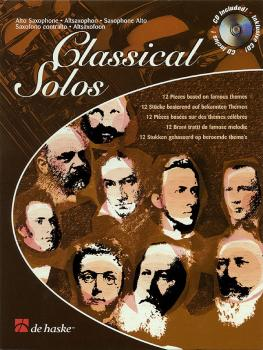 Classical Solos: Classical Instrumental Play-Along Book/CD Pack (HL-44003610)