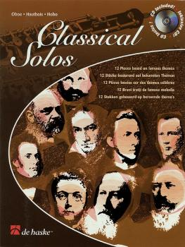 Classical Solos: Classical Instrumental Play-Along Book/CD Pack (HL-44003612)