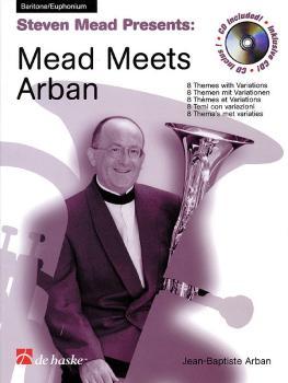 Mead Meets Arban: Baritone/Euphonium TC Book/CD Pack (HL-44003631)
